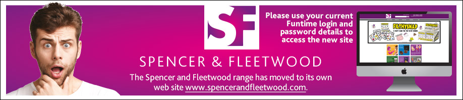 Spencer and Fleetwood - THE CHEEKIEST GIFTS FOR THE MOST OPEN MINDS