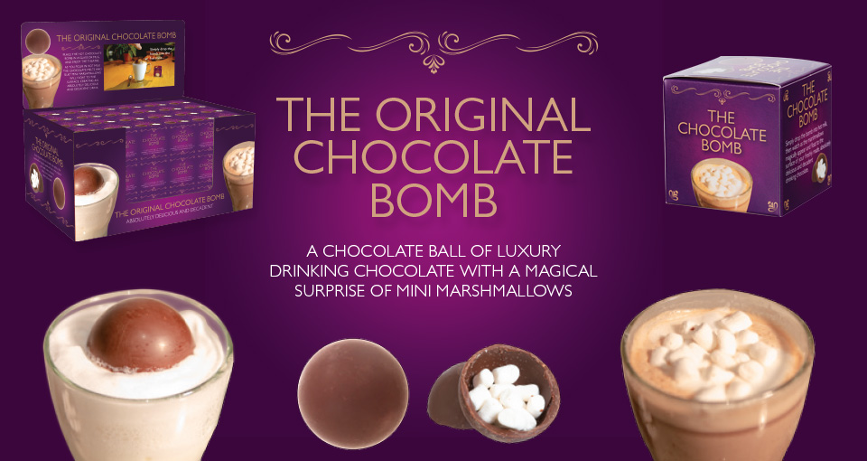 The Original Chocolate Bomb