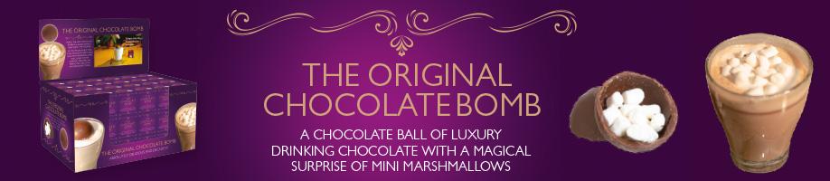 The Original Chocolte Bomb