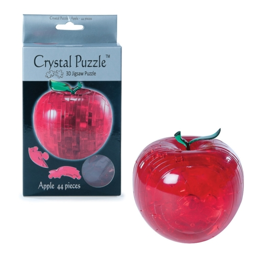 Crystal Puzzles - Red Apple