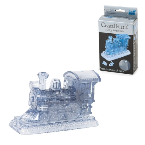 Crystal Puzzle Train