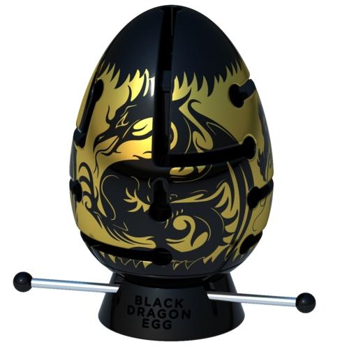 Smart Egg Black Dragon Labyrinth 2 Layers