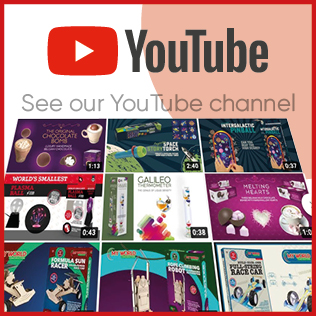 Visit our YouTube channel for product videos!